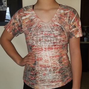Maurices Burnout Top